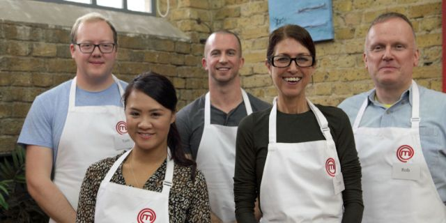 BBC One #1 Thursday as 'MasterChef' top program