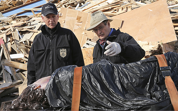 NBC #1 Tuesday but CBS' 'NCIS' top program with over 10 million viewers.