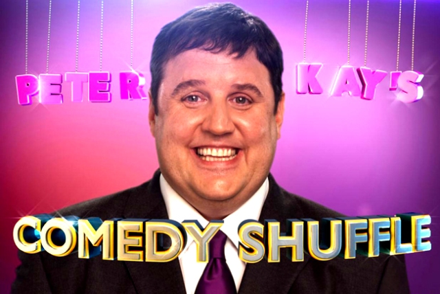 ITV #1 Monday as BBC One's 'Peter-Kay' top program.