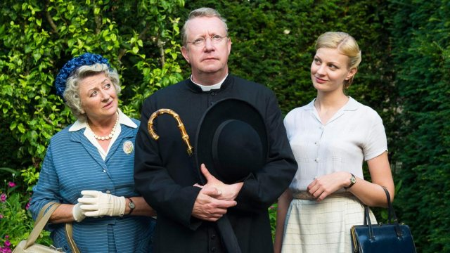 Seven #1 Saturday in Australia as 'Father Brown' & Seven news top programs.