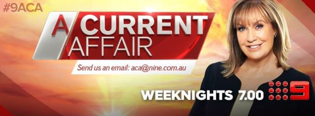 Seven #1 Monday in Australia as Nine's ''A Current Affair' finished as the #1 program