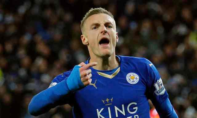 Jamie Vardy of Leicester, was voted the 2016 Footballer of the Year by the Football Writers' Association.