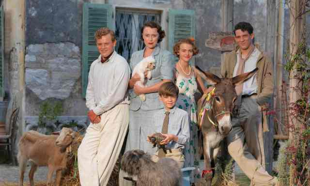ITV #1 Sunday in the UK powered by 'The Durrells' as the top program.