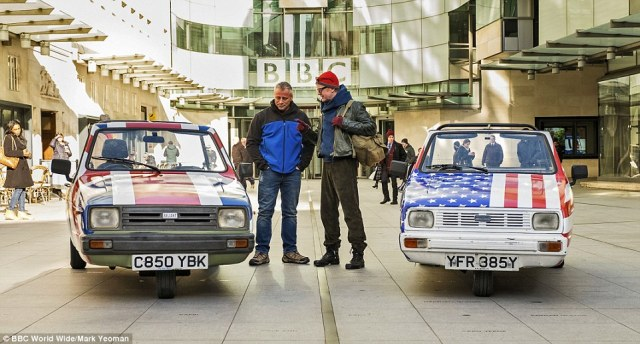 BBC Two #1 Sunday in the UK as 'Top Gear' season debut was the top program.