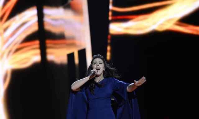BBC One #1 Saturday as '2016 Eurovision' top program.