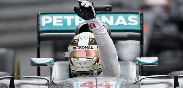 Lewis Hamilton wins 2016  Monoco Grand Prix Sunday.