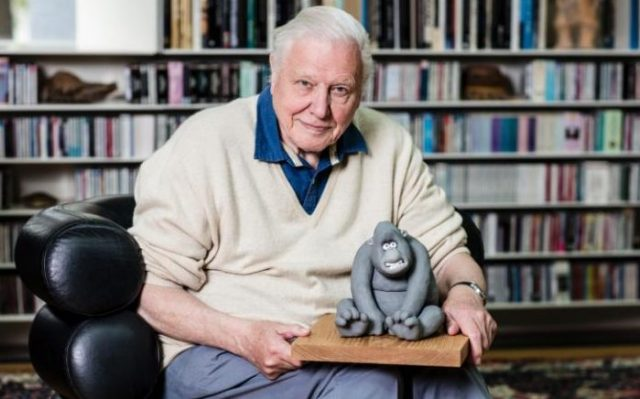 BBC One #1 Sunday in the UK as 'Attenborough at 90' top program.