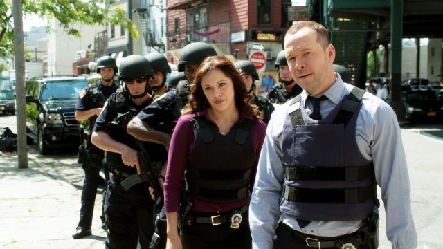 CBS #1 Friday as 'Blue Bloods' was the top program.