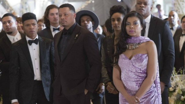 'Empire' season finale top program Wednesday but CBS wins the most viewers.