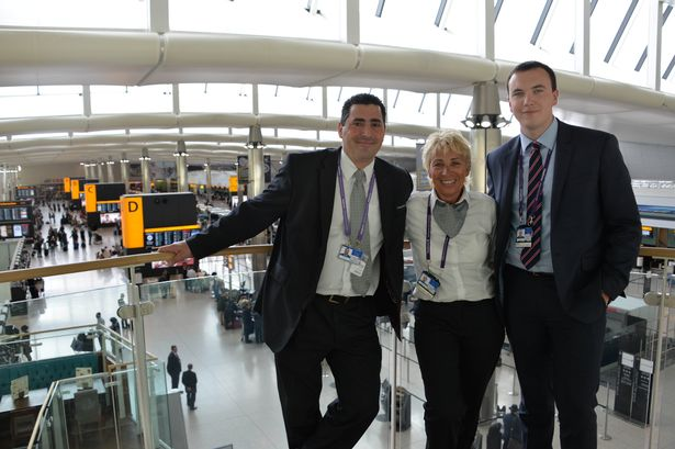 ITV #1 in the UK Monday as 'Heathrow:Britain's Busiest Airport' was the top program.
