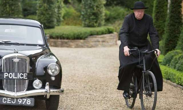 Seven #1 in Australia Saturday as 'Father Brown' & 'Seven News' top programs.