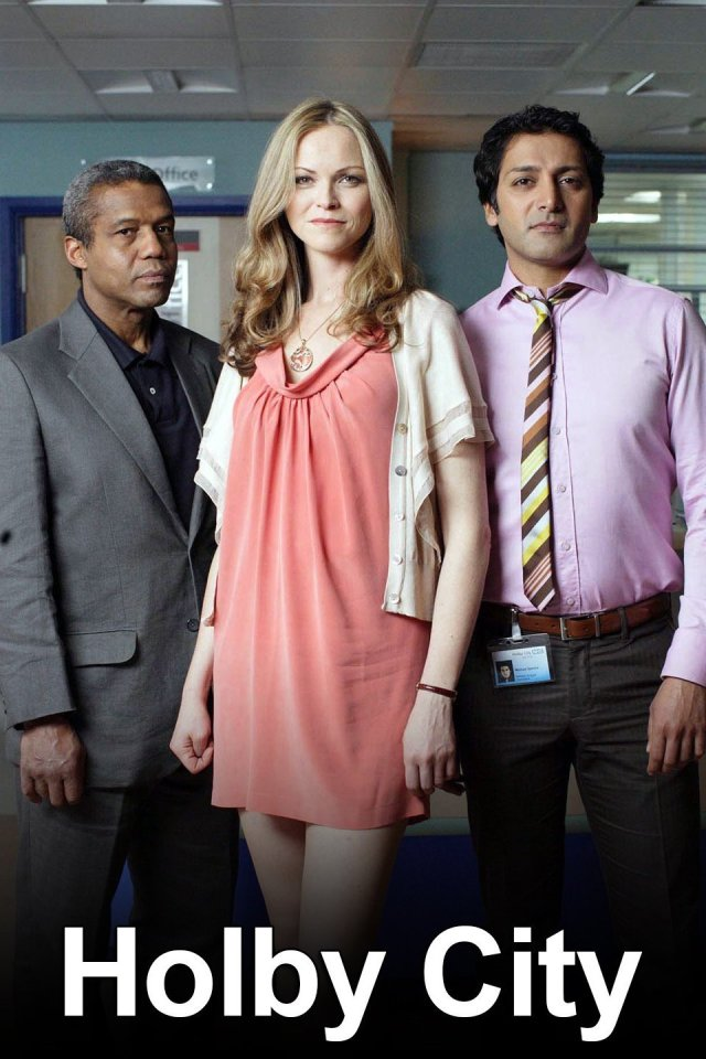 BBC One #1 Tuesday in the UK as 'Holby City' top program.