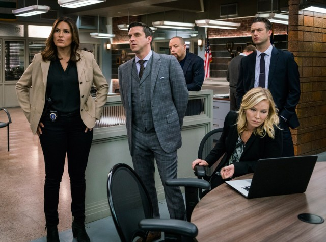 NBC #1 Wednesday as 'Law & Order:SVU' finished as the #1 program in its season 17 finale.