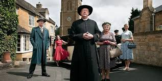 Seven #1 in Australia Saturday. 'Father Brown' & 'Seven News' top programs.