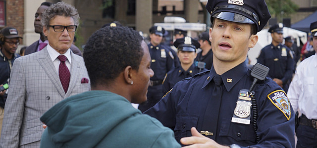 CBS #1 Friday as 'Blue Bloods' top program...again and again and again.