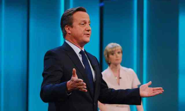 ITV finished #1 in the UK as it dominated Tuesday with the EU debate with Cameron and Farage.
