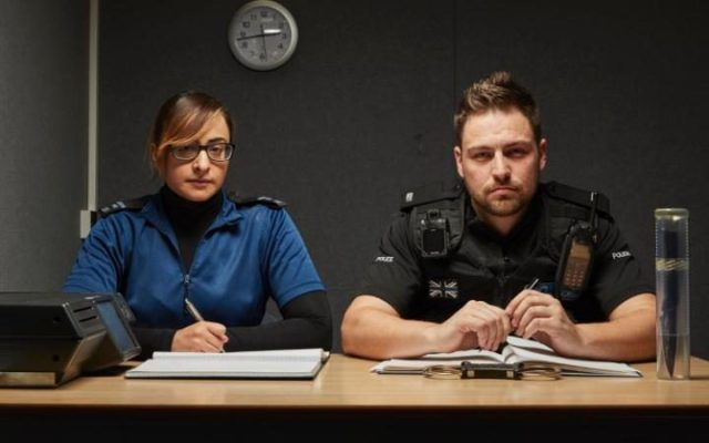 Channel 4 #1 Wednesday in  the UK as '24 Hours In Police Custody' top program.