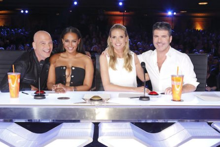 NBC #1 Tuesday as 'America's Got Talent' season premiere with Simon Cowell finished as the top program with over 11.5 million viewers.
