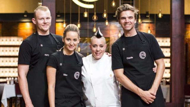 Nine finished #1 Monday in Australia as 'MasterChef AU' & 'Seven News' top programs.