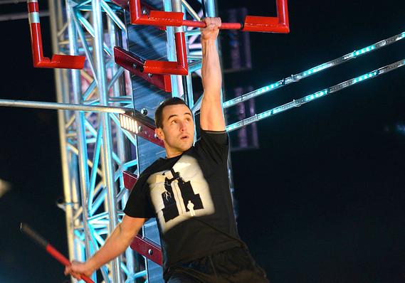 NBC #1 Wednesday as 'American Ninja Warrior' was the top program.