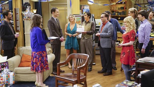 CBS #1 Thursday as 'The Big Bang Theory' rerun was the top program.