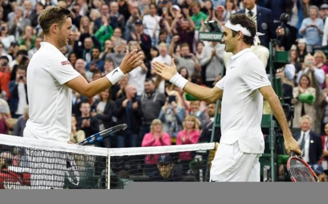 BBC One #1 Wednesday as 'Wimbledon 2016' match featuring Willis vs Federer was the top program.