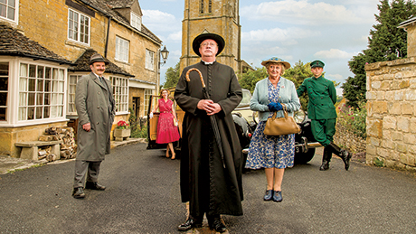 Seven #1 Saturday in AU as 'Father Brown' & 'Seven News' top programs