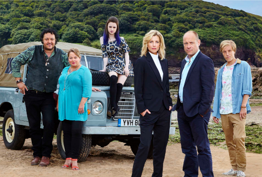 Seven #1 Saturday in Australia as ABC's 'The Coroner' & Seven News' top programs