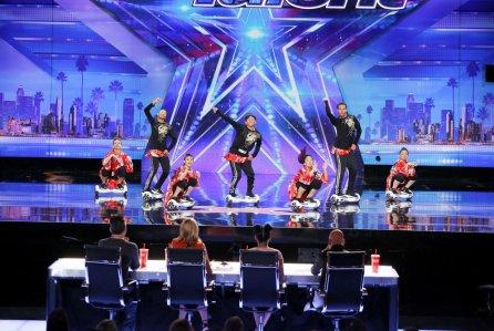 NBC #1 Wednesday as 'America's Got Talent' top program