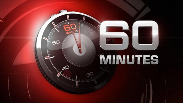 Seven #1 Sunday in Australia as Nine's '60 Minutes' & 'Seven News' top programs.