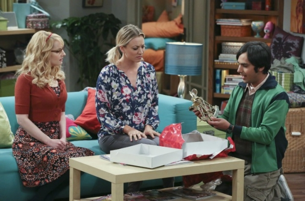 CBS #1 Thursday as 'The Big Bang Theory' rerun top program.