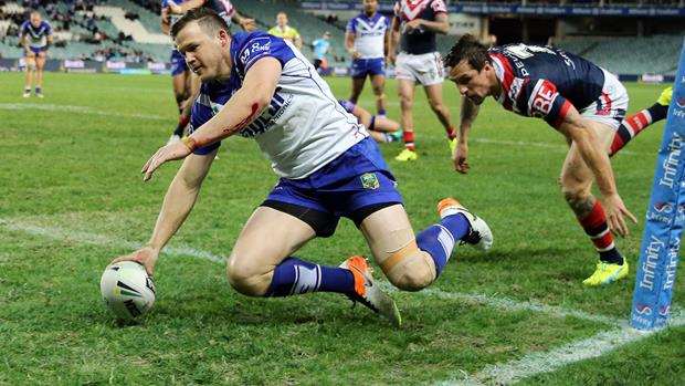 Canterbury-Bankstown Bulldogs 24 defeated Sydney Roosters 20