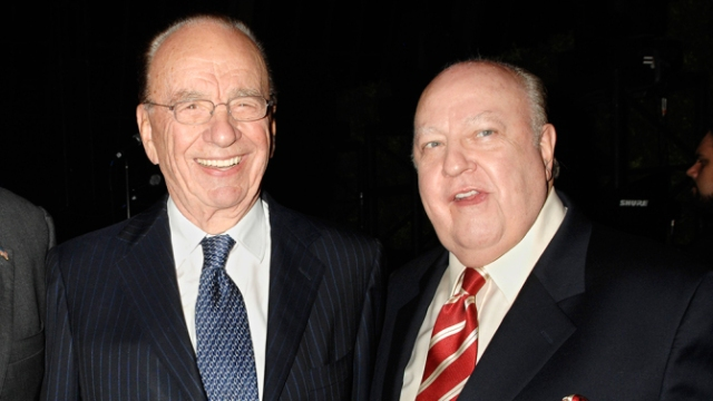 Roger Ailes resigns from FOX News Channel and Rupert Murdoch himself will take over.