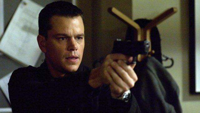 NBC #1 Saturday as 'The Bourne Identity' movie rerun was the top program.