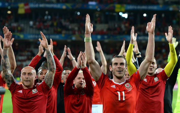 BBC One #1 in the UK on Friday as 'Euro 2016' featured Wales big victory over Belgium.