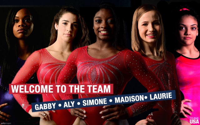 NBC #1 Sunday as 'U.S. Olympic Women's Gymnastics' was the top program.