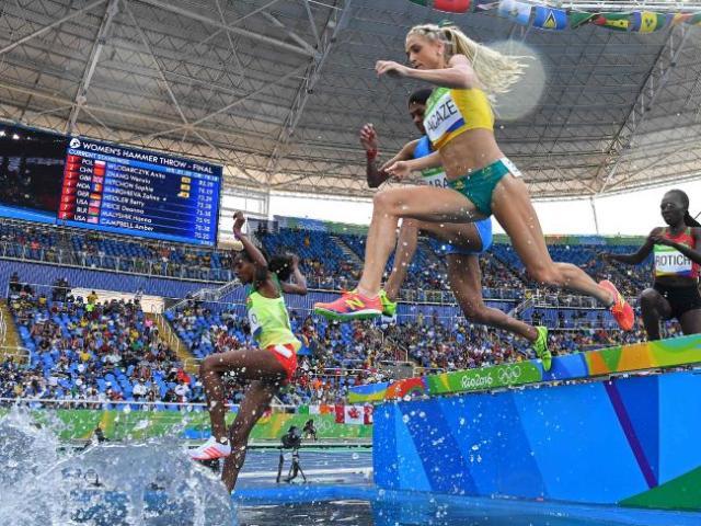 NBC #1 Monday as 'Rio 2016' was the top program.