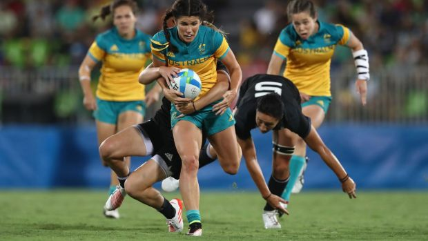 Seven #1 as 'Rio 2016 Olympics' highlighted by the Australian Women Gold victory in Rugby.