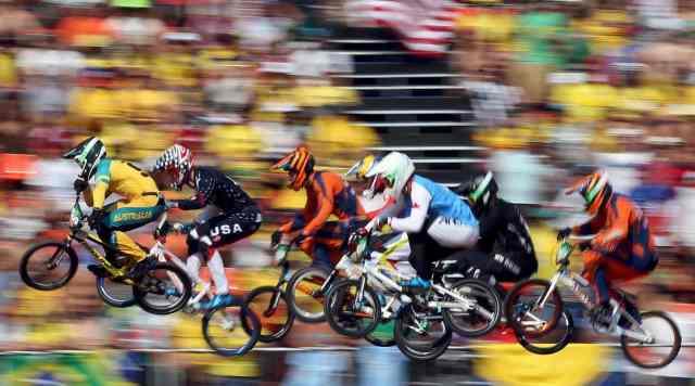 BBC One #1 Friday as 'Rio 2016 Olympics' top program.