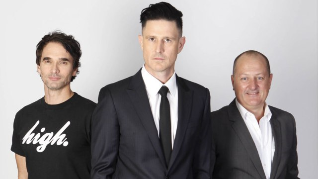 Nine #1 Wednesday in Australia as ABC's 'Gruen' top program.