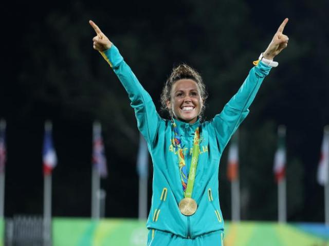 She Wins Gold. Seven #1 Friday as 'In Rio Today' top program.
