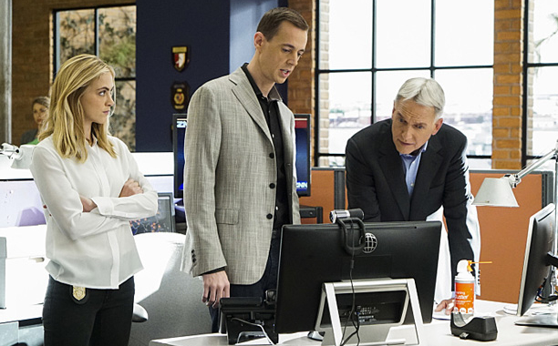 CBS #1 Tuesday as 'NCIS' was the top program.