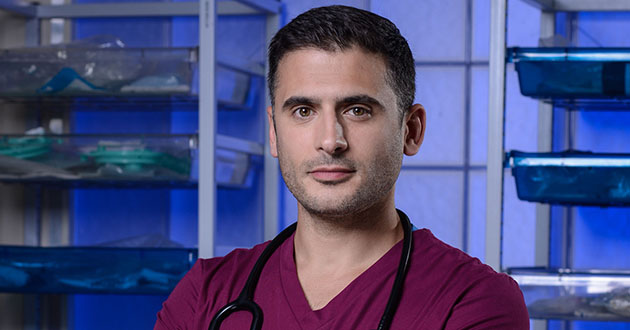 BBC One #1 in the UK Tuesday as 'Holby City' top program.