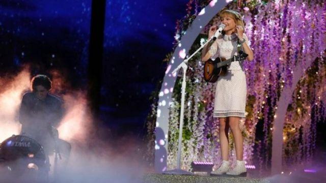 NBC #1 Tuesday as 'America's Got Talent' top program.