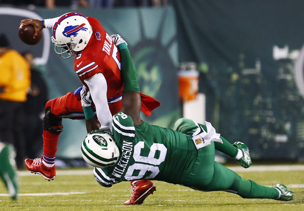 CBS #1 Thursday as 'NFL Thursday Night Football' top program as Jets beat Bills