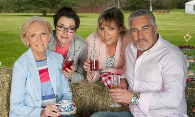 BBC One #1 Wednesday as 'The Great British Bake Off' top program with 'Batter  Week' rises.