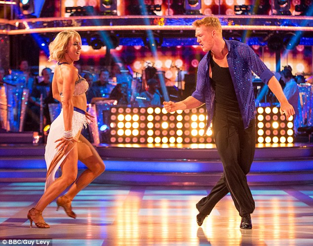 BBC One #1 in the UK as 'Strictly Come Dancing' blows away the night.