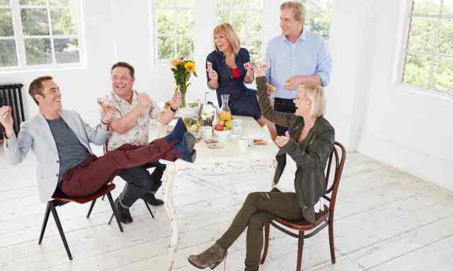 ITV #1 Monday in the UK as 'Cold Feet' came back after more than a decade to finished as the top program.