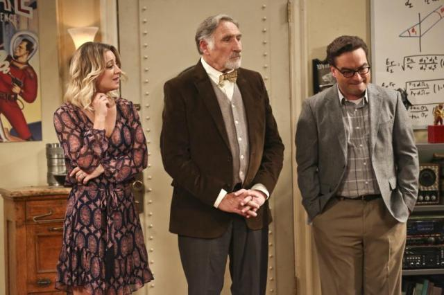 CBS #1 Thursday as 'The Big Bang Theory' top program.
