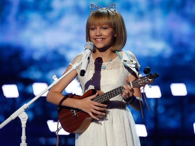Grace Vanderwaal 'America's Got Talent' winner